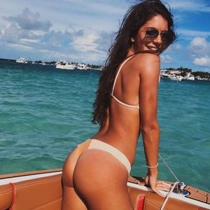 STONE FOX SWIM Natasha Byron Bare Naked Bikini NWT